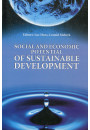 Купить - Social and economic potential of sustainable development