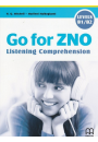 Купити - Go for ZNO Ukrainian State Exams Listening