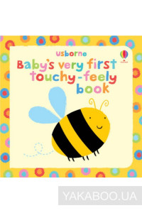 Фото - Baby's Very First Touchy-feely Book