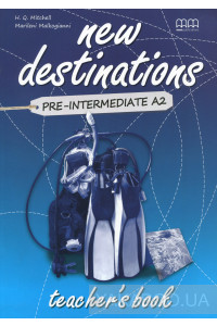Фото - New Destinations. Pre-Intermediate A2. Teacher's Book