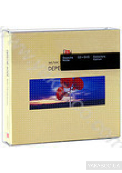 Фото - Depeche Mode: Music for the Masses (CD+DVD Collectors Edition) (Import)