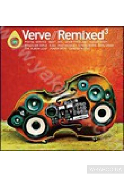 Фото - Сборник: Verve Remixed 3 (Import)