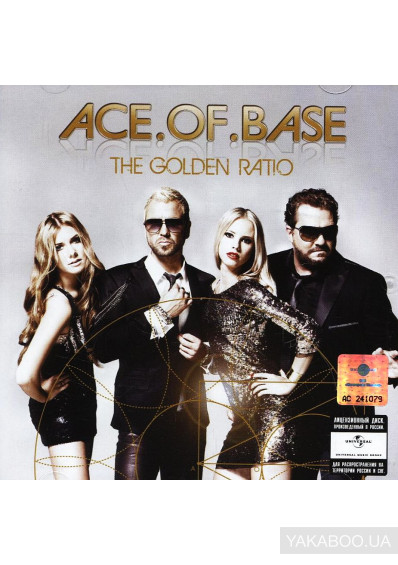 Фото - Ace of Base: The Golden Ratio