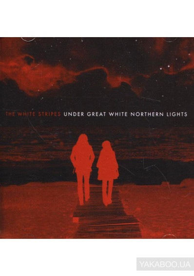 Фото - The White Stripes: Under Great White Northern Lights (CD+DVD)