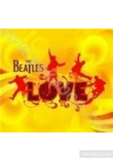 Фото - The Beatles: Love (CD + DVD-Audio) (Import)
