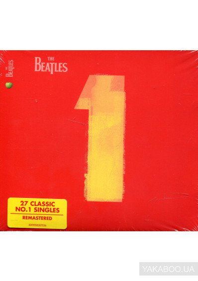 Фото - The Beatles: 1 (Remastered) (Import)