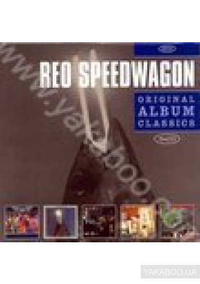 Фото - REO Speedwagon:  Original Album Classics (Import)
