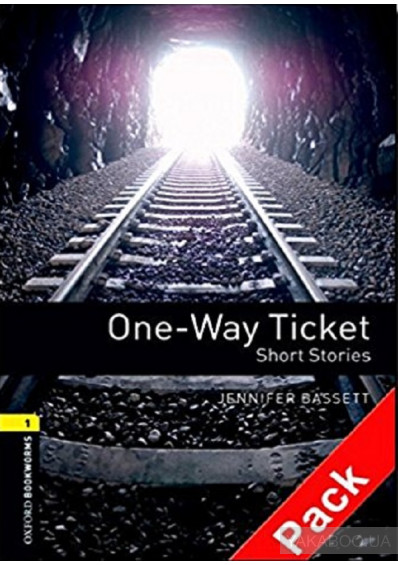 Фото - One-Way Ticket Audio CD Pack. Level 1