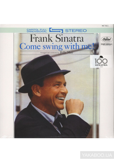 Фото - Frank Sinatra: Come Swing With Me! (LP) (Import)