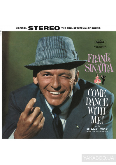 Фото - Frank Sinatra: Come Dance With Me! (180 Gram) (LP) (Import)