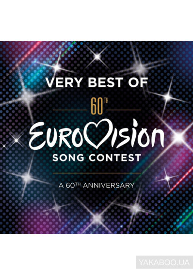 Фото - Various Artists: Very Best Of Eurovision Song Contest. A 60th Anniversary (2 CD) (Import)