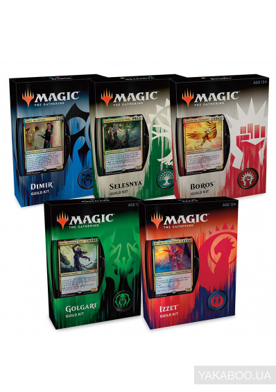 Фото - Набір Wizards of the Coast Guilds of Ravnica: Guild kit (699278)
