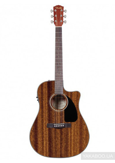 Гітара електроакустична Fender CD-60CE Mahogany (961590021) Купити в ... c3832de01f23e