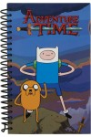 Блокнот Kite Adventure Time А5 80 аркушів (AT15-221K)