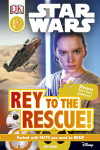 Star Wars: Rey to the Rescue! Level 2