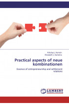 Купити - Електронні книжки - Practical aspects of neue kombinationen. Essence of entrepreneurship and settlement relations