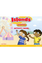 Купити - Книжки - Islands. Starter. Activity Book