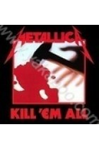 Купити - Музика - Metallica: Kill 'Em All (2 LP) (Import)
