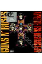 Купити - Музика - Guns 'N' Roses: Appetite for Destruction (LP) (Import)
