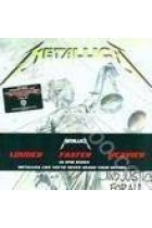 Купити - Музика - Metallica: ...And Justice for All (4 LP Deluxe Edition) (Import)