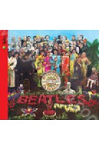 Купити - Музика - The Beatles: Sgt. Pepper's Lonely Hearts Club (Remastered) (Limited Edition DeLuxe Package) (Import)