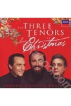 Купити - Музика для свят - Jose Carreras, Luciano Pavarotti, Placido Domingo: The Three Tenors at Christmas