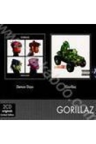 Купити - Музика - Gorillaz: Demon Days • Gorillaz (2 CD Originals Limited Edition) (Import)