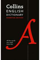Купити - Книжки - Collins English Dictionary Essential edition: 200,000 Words and Phrases for Everyday Use