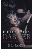 Купити - Книжки - Fifty Shades Darker. Official Movie Tie-in Edition, Includes Bonus Material