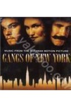Купити - Музика - Original Soundtrack: Gangs of New York