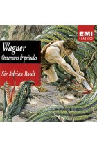 Купити - Музика - Sir Adrian Boult: Wagner - Overtures & Preludes (2 CD) (Import)