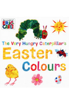 Купити - Книжки - The Very Hungry Caterpillar's Easter Colours
