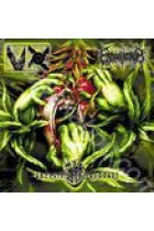 Купити - Музика - VX/Copropatized Cunthunter/Oneroid Blood Pressure (Split CD)