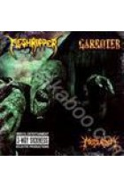 Купити - Музика - Fleshripper/Garroter/Mutilation (Split CD)