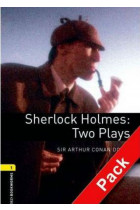 Sherlock Holmes: Two Plays Playscript Audio CD Pack