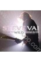 Купити - Музика - Steve Vai: Where the Wild Things Are