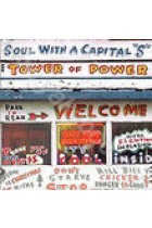 """Купити - Музика - Tower of Power: Soul With a Capital """"S"""" - The Best of Tower of Power"""
