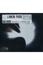 Купити - Музика - Linkin Park: A Thousand Suns (Deluxe Edition) (CD+DVD) (Import)