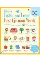 Купити - Книжки - Listen and Learn. First German Words. Cards