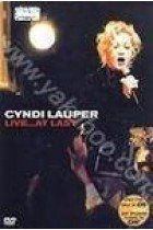 Купити - Музика - Cyndi Lauper: Live...at Last