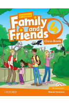 Купити - Книжки - Family and Friends. Level 4. Class Book