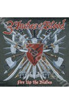 Купити - Музика - 3 Inches of Blood: Fire Up the Blades