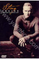 Купити - Музика - Sting: Inside. The Songs of Sacred Love (DVD)