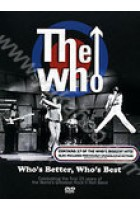 Купити - Музика - The Who: Who's Better, Who's Best (DVD)