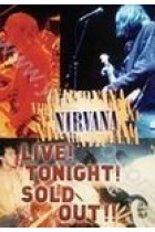 Купити - Музика - Nirvana: Live! Tonight! Sold Out!! (DVD)
