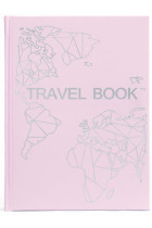 Купити - Блокноти - Блокнот Travel Book Pink (TB Pink2018)