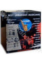Купити - Музика - Збірка: The Best Ukrainian Musicians. Comp Jazz. 10 CD Limited Edition