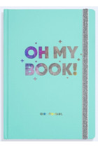 Купити - Блокноти - Блокнот Oh My Book! girl-to-girl (4820216810097)