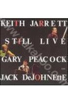 Купити - Музика - Keith Jarrett Trio: Still Live (2 LP) (Import)