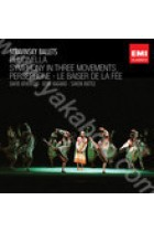 Купити - Музика - Stravinsky Ballets (Import)